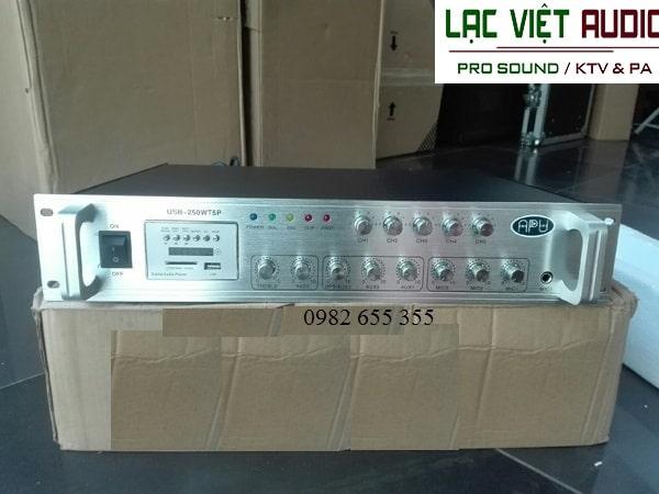 Amply APU USB 250WT5P chất lượng cao