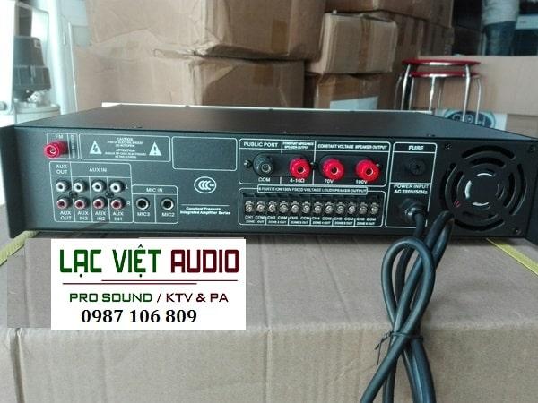 Amply APU USB 80W tại Lạc Việt