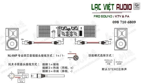 LOA CF TC 12 cao cấp