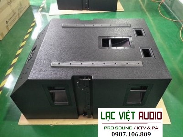 Loa array SB 1002 công suất 2400W