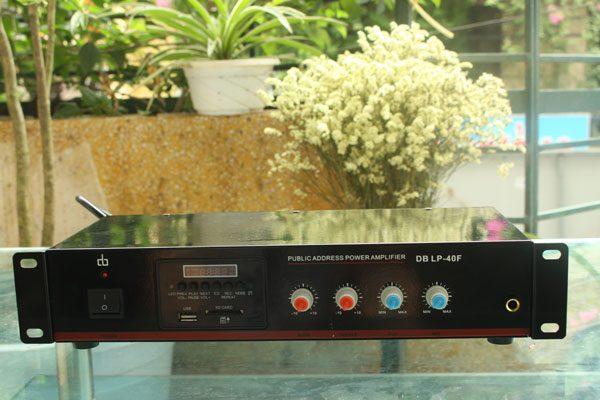 Amply DB LP 40F chất lượng cao