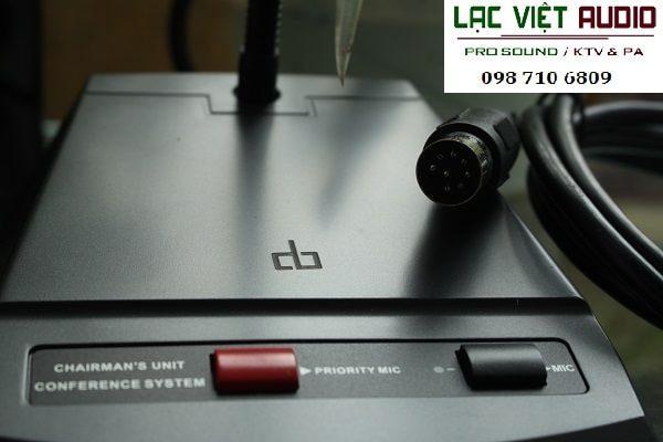 THIẾT KẾ MICRO CHỦ TỌA DB LH-8000A
