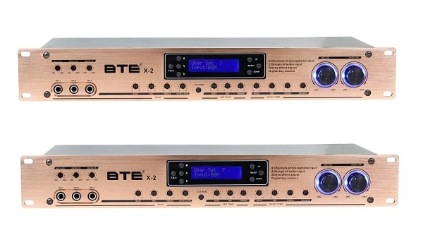 Vang số BTE X2 cao cấp