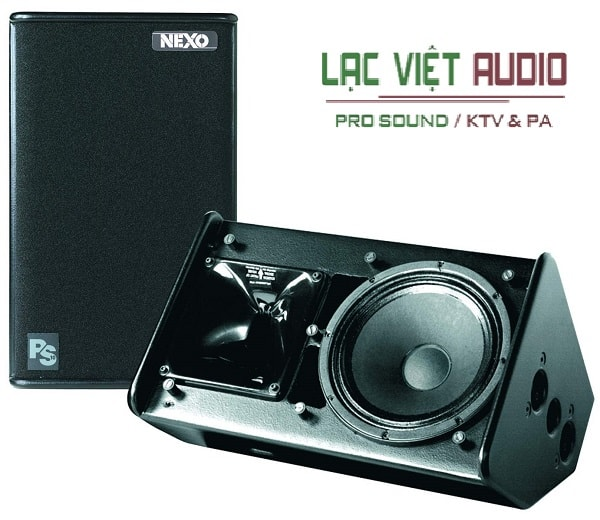 Loa Nexo PS10 âm thanh chân thực