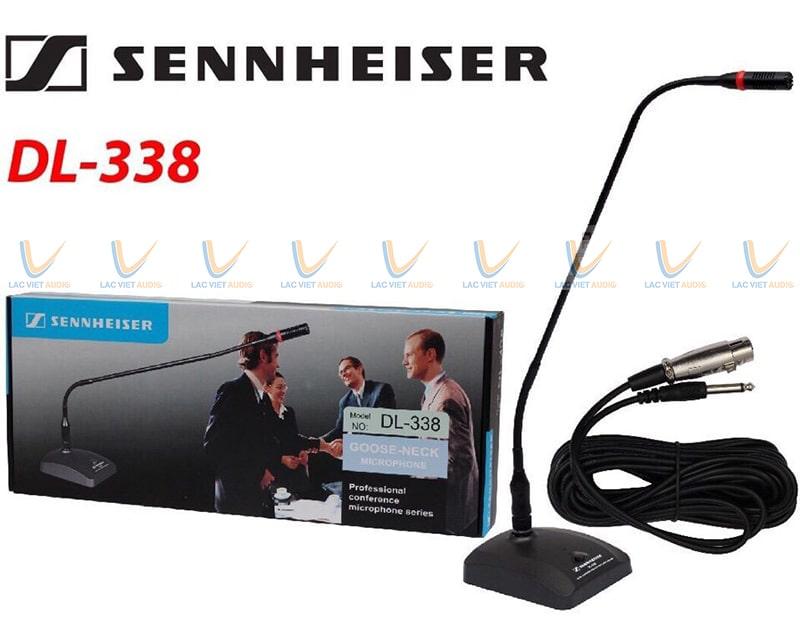 Micro hội nghị cổ ngỗng SENNHEISER DL-338