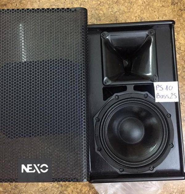 Nexo PS 10 dòng loa cho lớp học