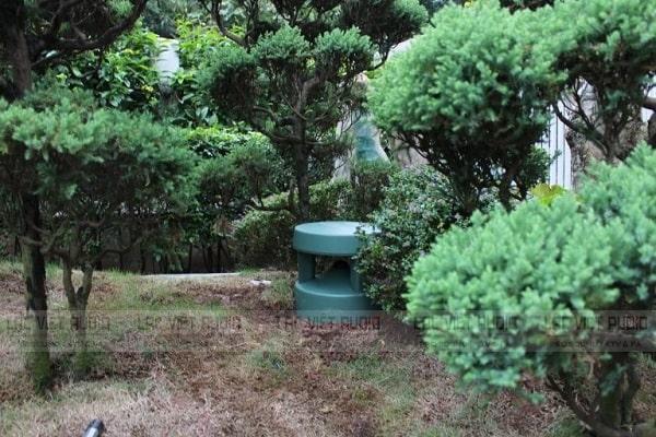 Loa sân vườn Bose có chất âm thanh hay và khả năng hoạt động bền bỉ với mọi điều kiện
