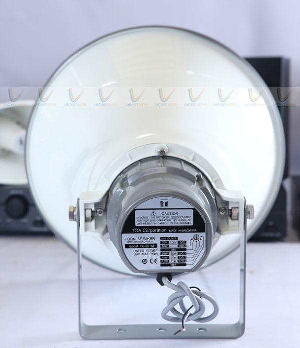 Mua loaTOA TC-651M chính hãng chất lượng tại Lạc Việt Audio