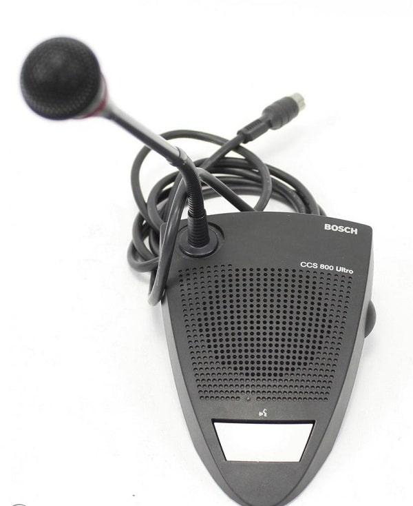 Mua micro cổ ngỗngBosch CCS-800 chính hãng tại amthanhphongthu
