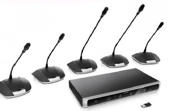 Micro hội thảo không dây