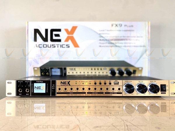 Vang cơ NEX FX9 Plus chính hãng có thiết kế đẹp mắt